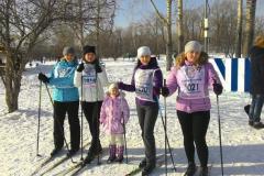 Лыжные гонки 2016 год